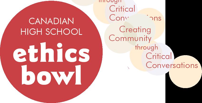 Canadian High School Ethics Bowl